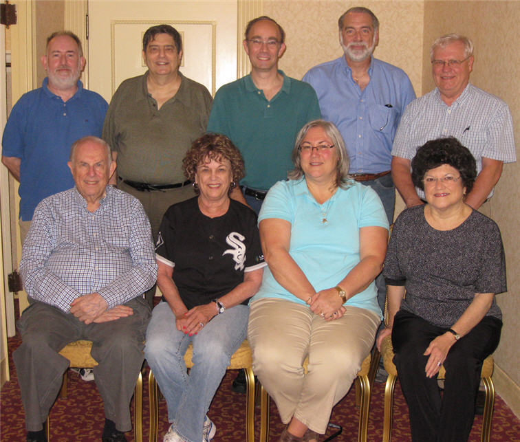 Photo of IAJGS Officers and Directors