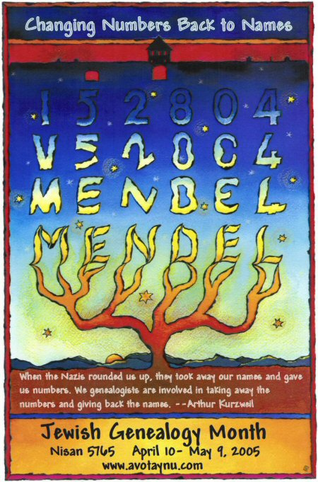 2005 Winning Poster
